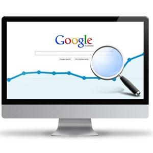 Anúncio no Google na primeira página